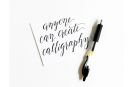 Beginners Modern Calligraphy Workshop with Tea & Cake £55