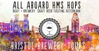 HMS HOPS: Boat + Brewery: Craft Beer Tasting Afternoon