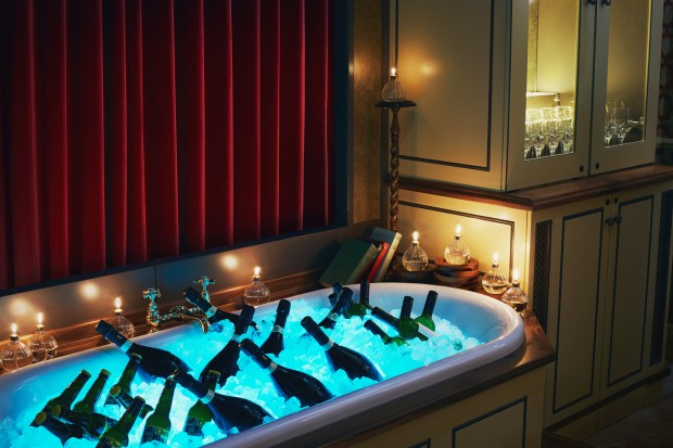 Victorian Bath House London Bar Reviews Designmynight