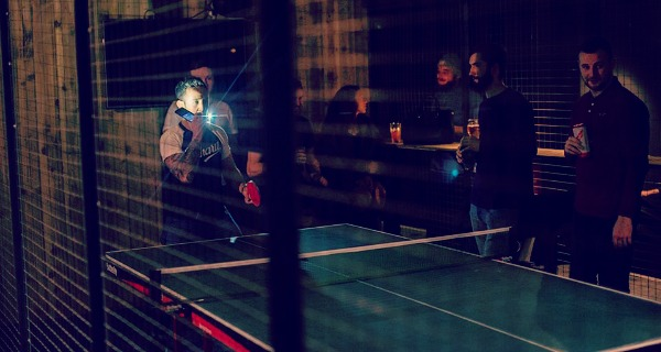 Proud Mary Glasgow gets its first ever ping pong bar with new venue, Proud Mary.