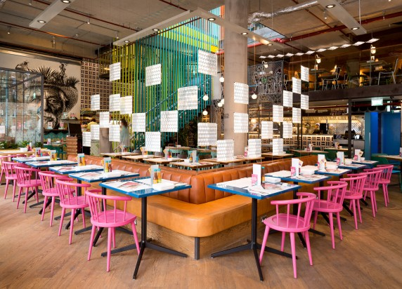 Wahaca Liverpool and Rooftop Bar