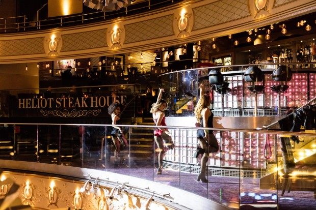 Heliot Steak House, Bar & Lounge @ The Hippodrome Casino photo