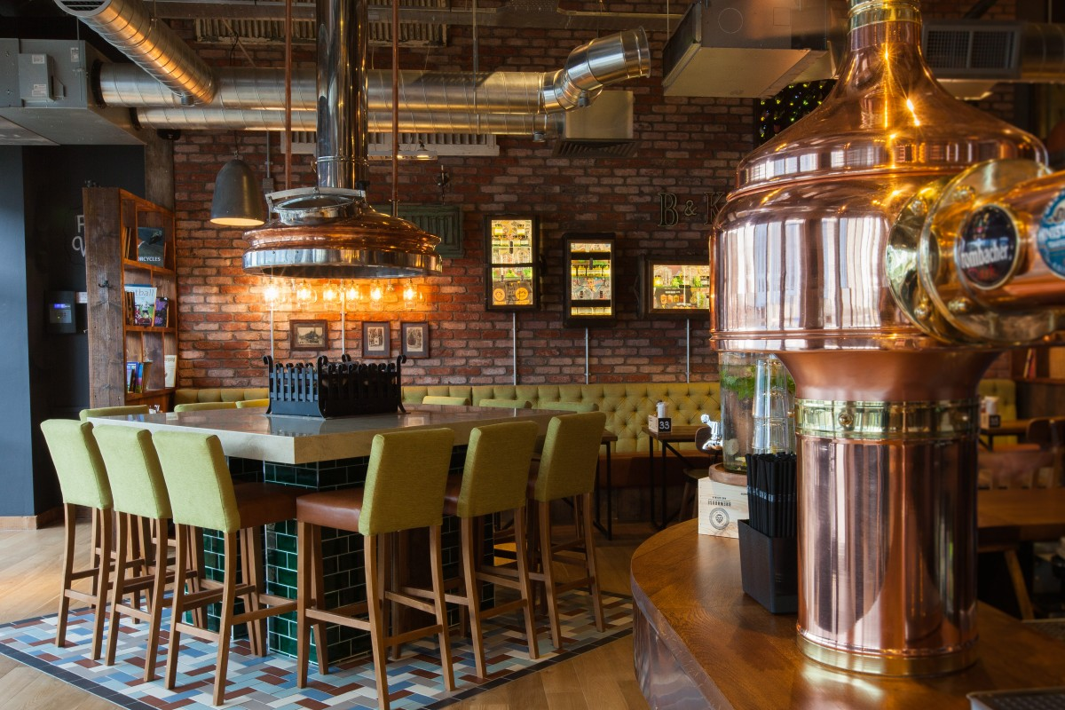 Brewhouse amp Kitchen Gloucester