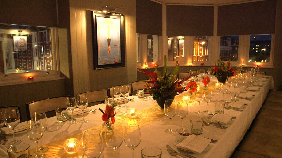 Private members clubs london best members clubs in for Best private dining rooms west end london