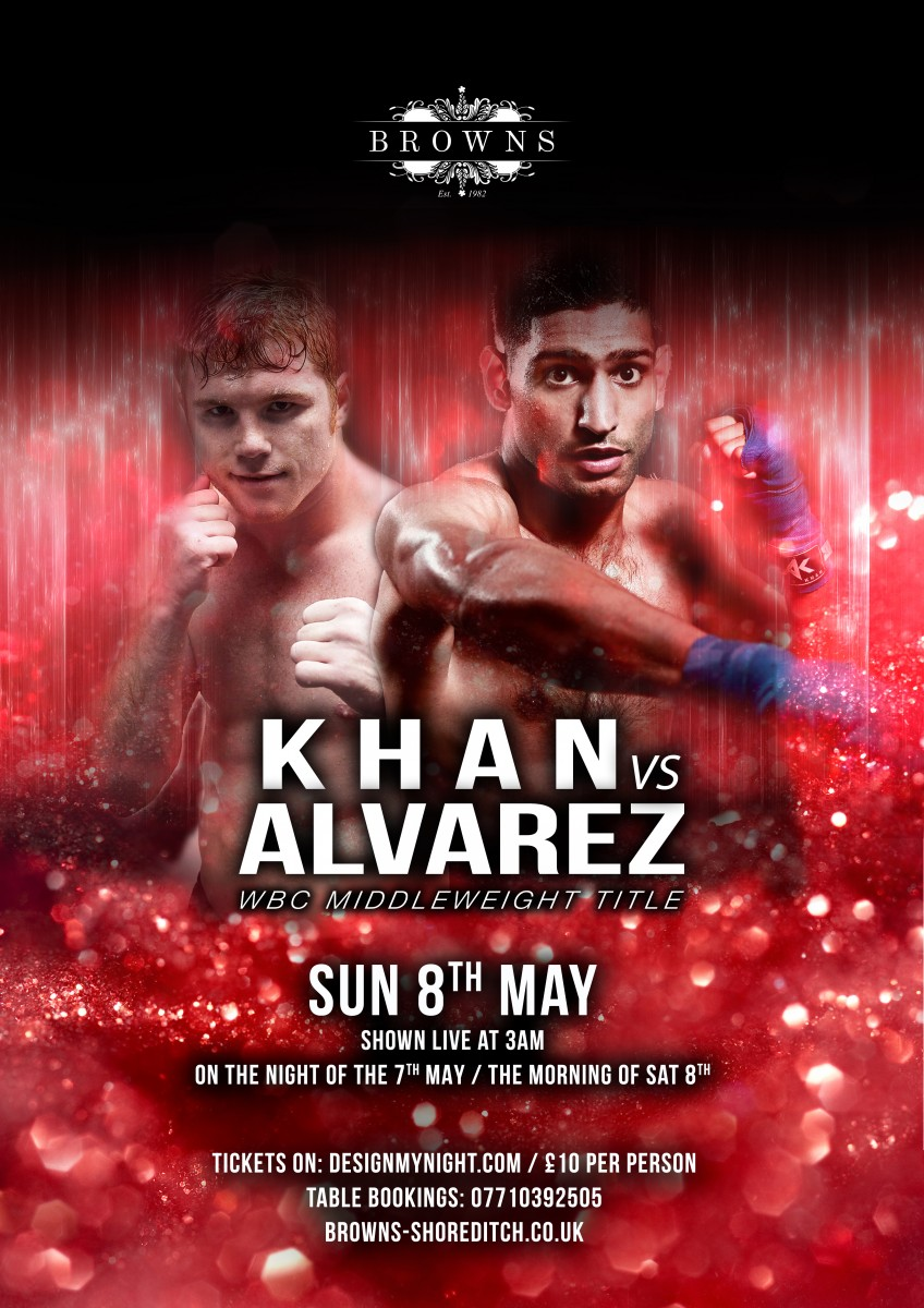 Khan Vs. Alvarez