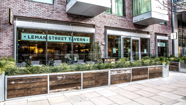 The Leman Street Tavern photo