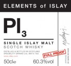 Elements of Islay whisky masterclass