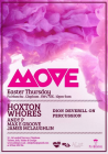 Move Presents Glamour with The Hoxton Whores