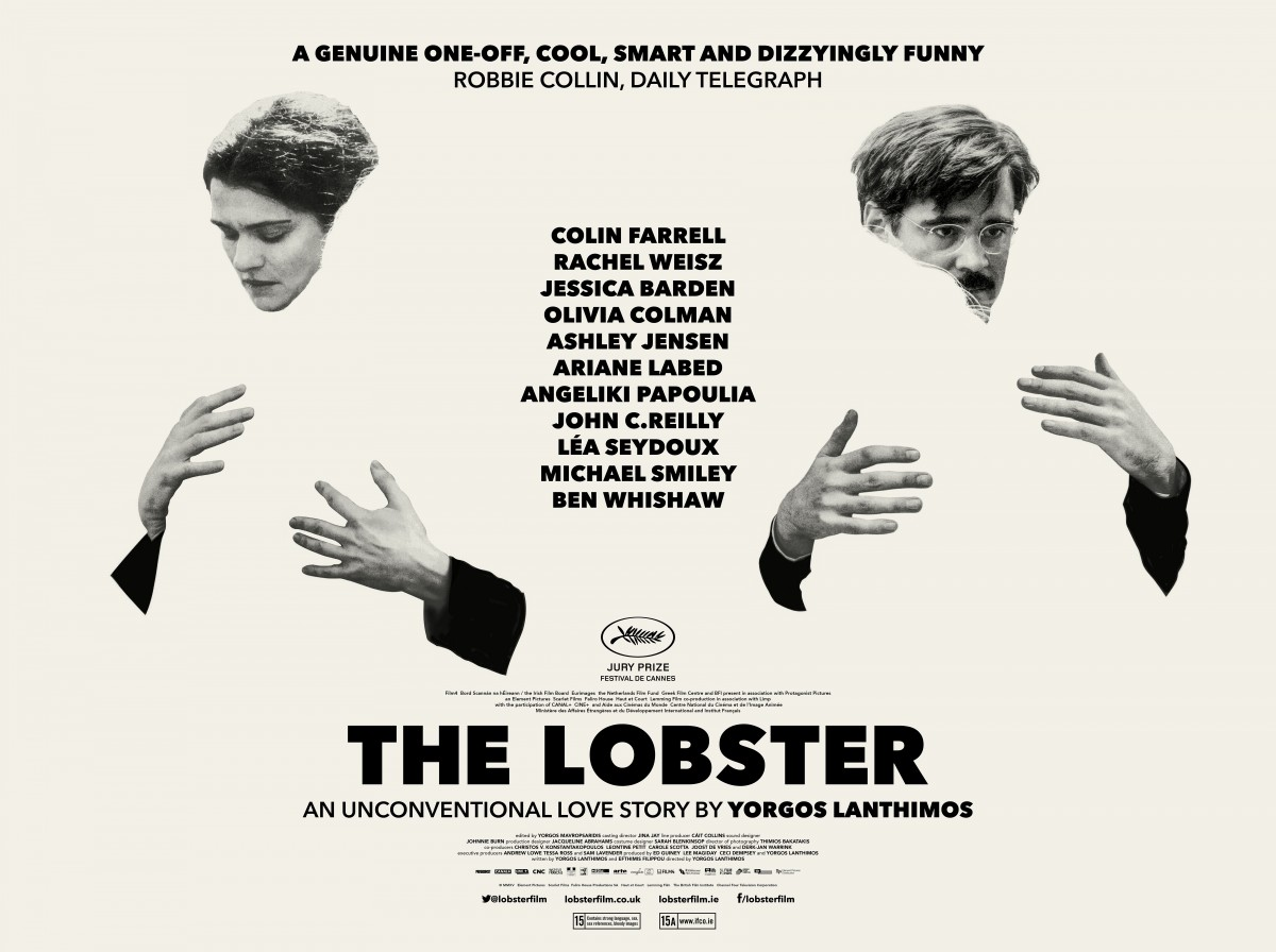 Pillow Cinema: The Lobster