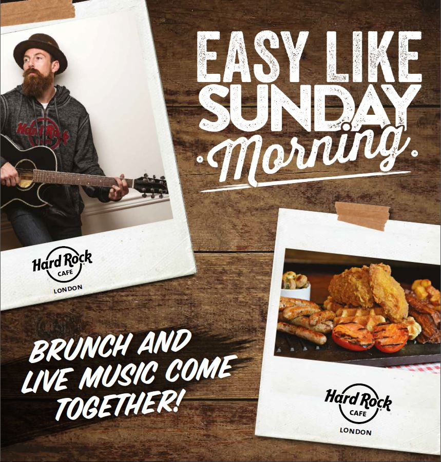 BOTTOMLESS ROCK 'N' ROLL BRUNCH
