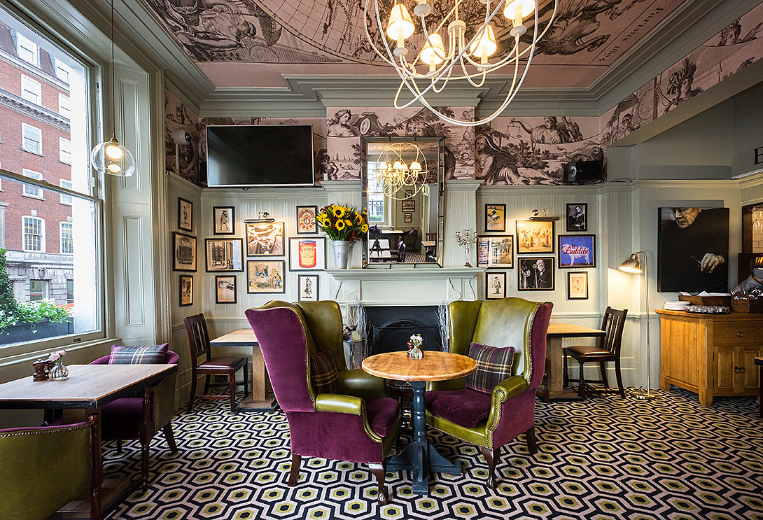 The Clarence Whitehall London Pub Reviews Designmynight