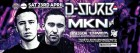 Sector Events presents D-Sturb & MKN