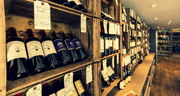 Humble Grape Fleet Street Answer your wine prayers at the new Humble Grape in Fleet Street