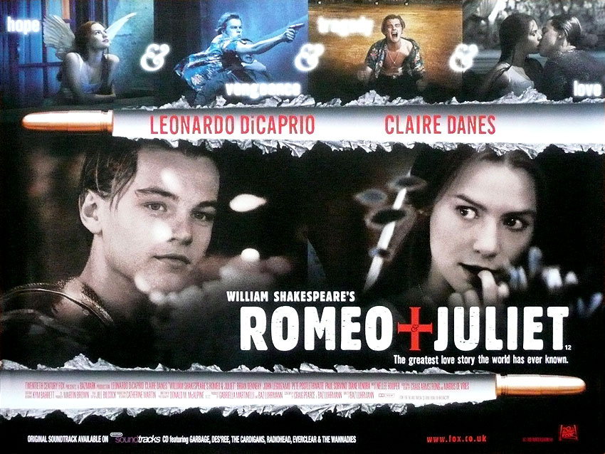 romeo and juliet different loves