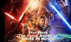Star Wars The Force Awakens - DRIVE IN MOVIE