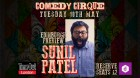 Sunil Patel Edinburgh Preview @ComedyCirque