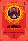 Fu Manchu 1st Birthday Weekend: Midnight Riot X The House of Disco X Caught Up