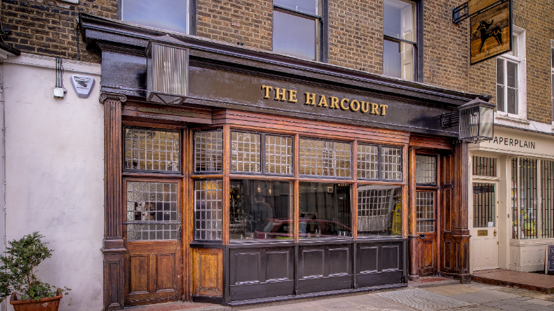 The Harcourt