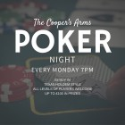 Cooper's Poker Nights