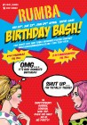 RUMBA BIRTHDAY BASH