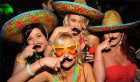 Mexican Barhopping CINCO DE MAYO: Unlimited Pizza & Free Shots