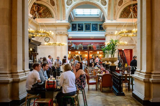 The Cosy Club Bristol | Bristol Bar Reviews | DesignMyNight