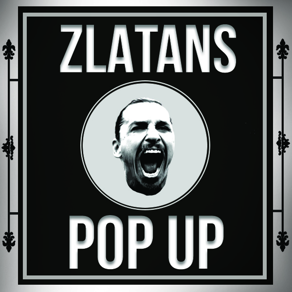 Zlatans - World Cup 2018 London Pop Up