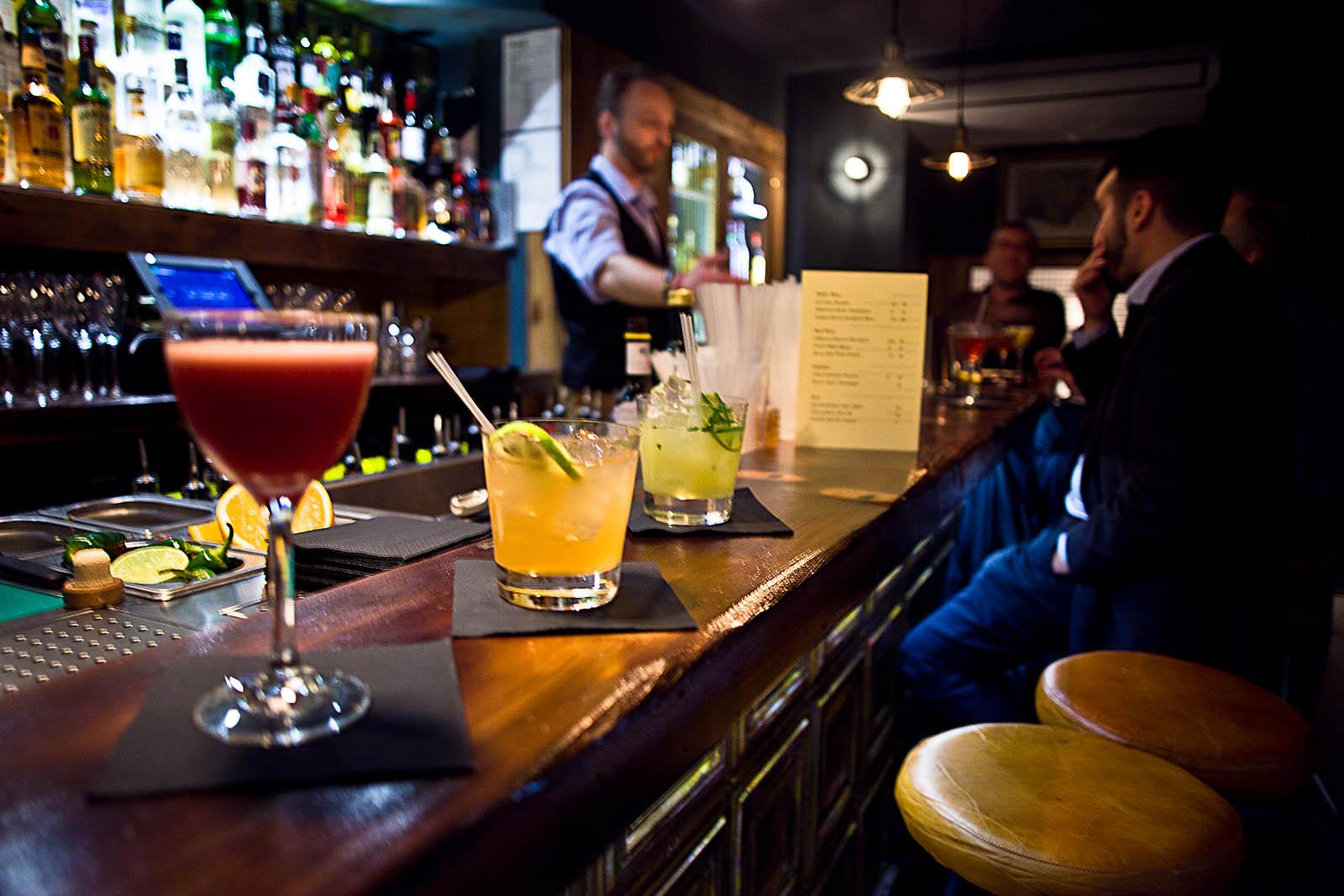 Found Shoreditch London Bar Reviews Designmynight