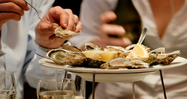 Randall & Aubin Champagne, seafood and indie music comes to Manchester
