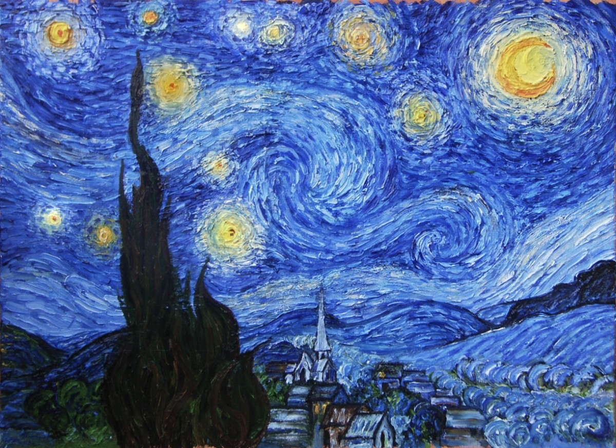 Brunch With The Van Gogh Painting And Live Music John Salt London Designmynight