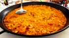 Arroz a Banda. Paella Rice with Fish Broth - Cooking Class