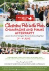 Chestertons Polo In The Park Champagne and Pimms After Party at JuJu Chelsea