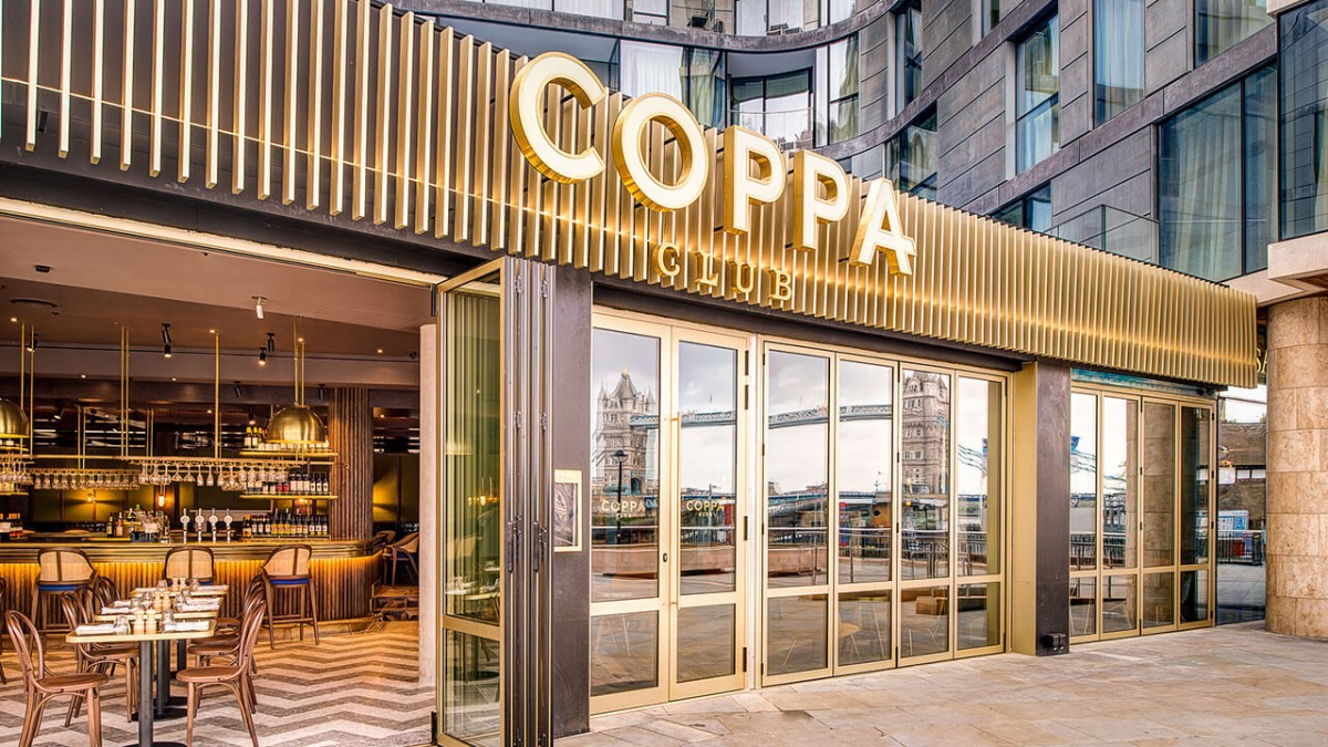 Coppa Club Tower Bridge