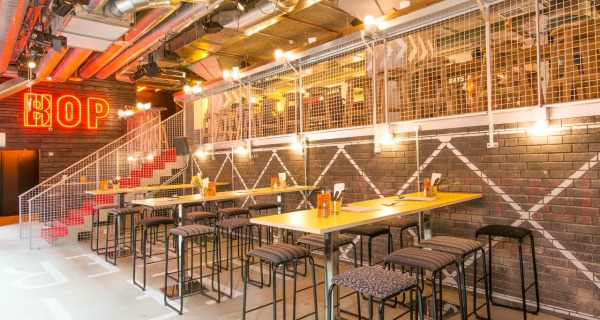 The Draft House Old Street Old Street is opening up urban gem drinking den The Draft House