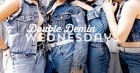 Double Denim Wednesday's
