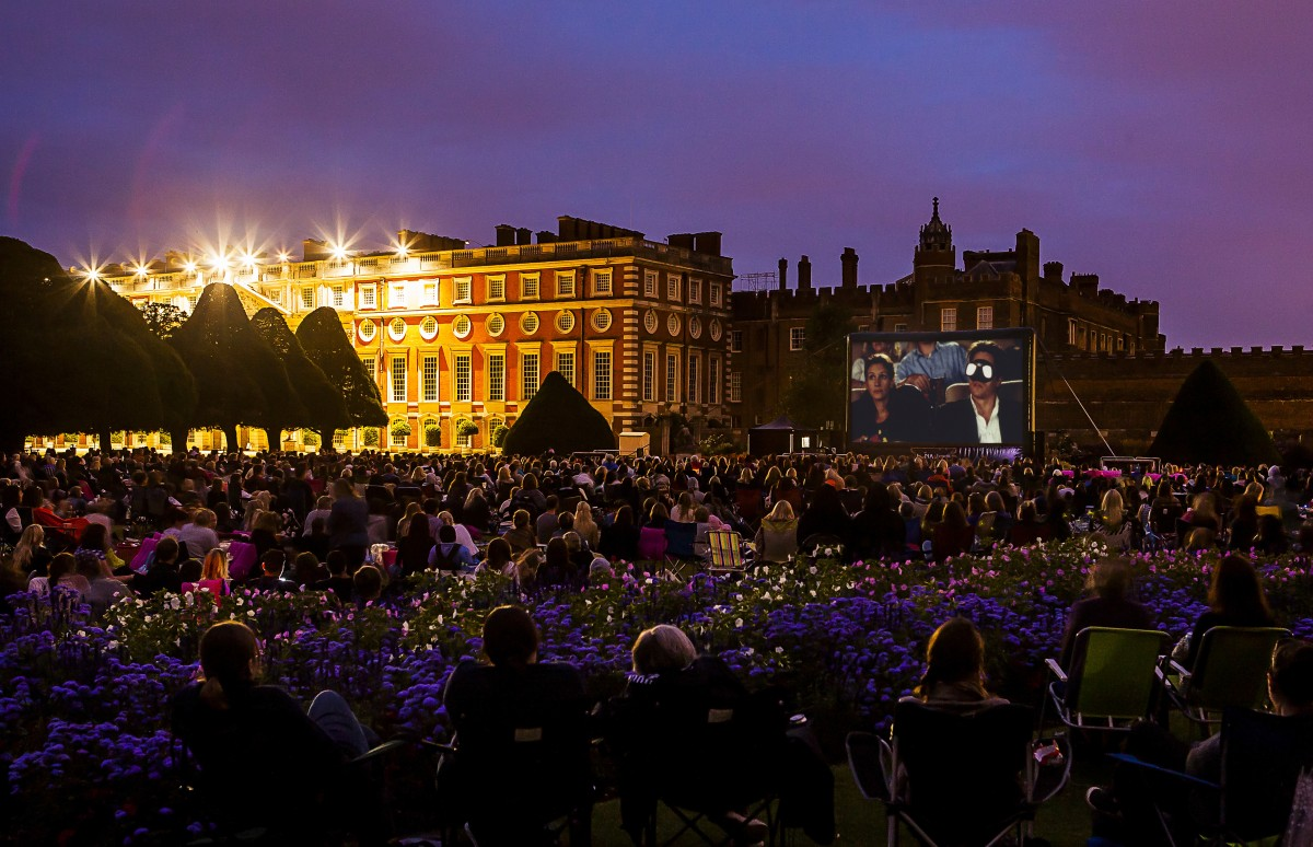 The Luna Cinema - Four Weddings and a Funeral (Kensington Palace)