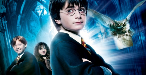 HARRY POTTER & THE PHILOSOPHERS STONE - OUTDOOR CINEMA