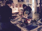 Screen Printing at The Peckham Pelican