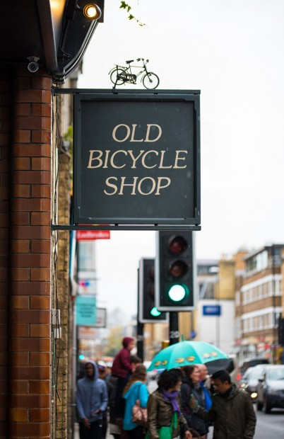 The Old Bicycle Shop photo