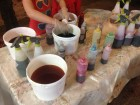 Tie Dyeing for KIDS!