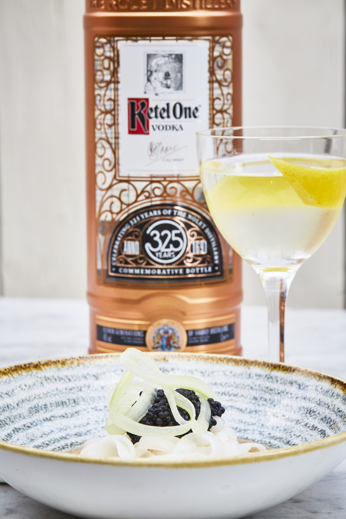 Family Style Feasting with Ketel One Vodka