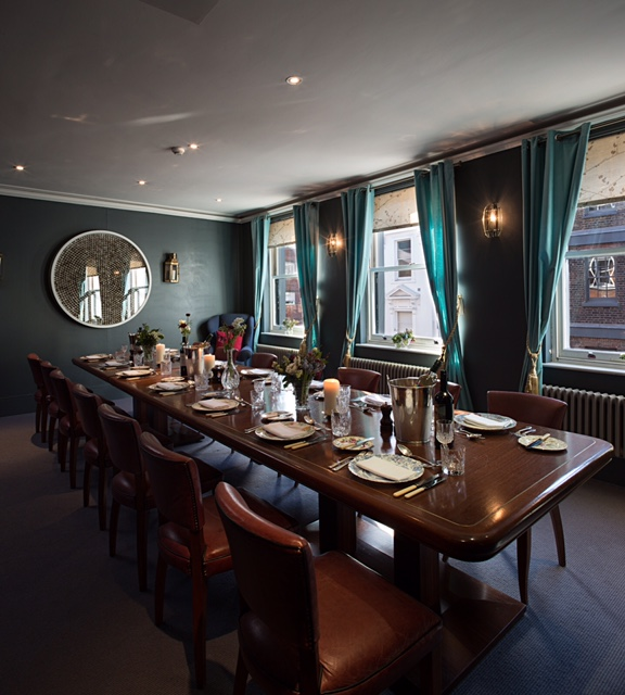 Canapes And Drinks Venue Hire London