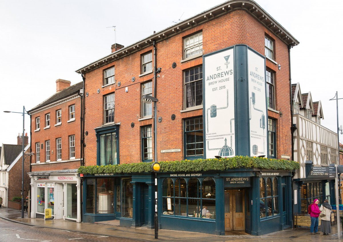 St Andrews Brewhouse Norwich Bar Reviews Designmynight