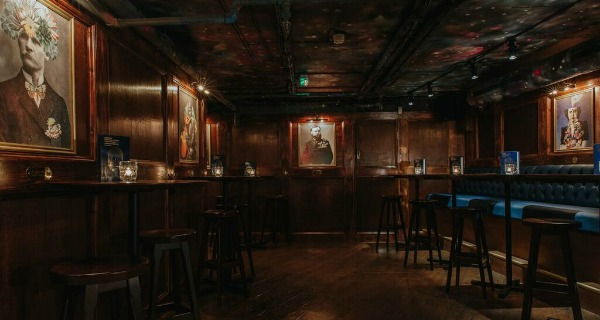 New Bar Spy: The Escapologist in Seven Dials London Bar