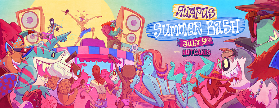 Rumpus Vol. 33: Summer Bash