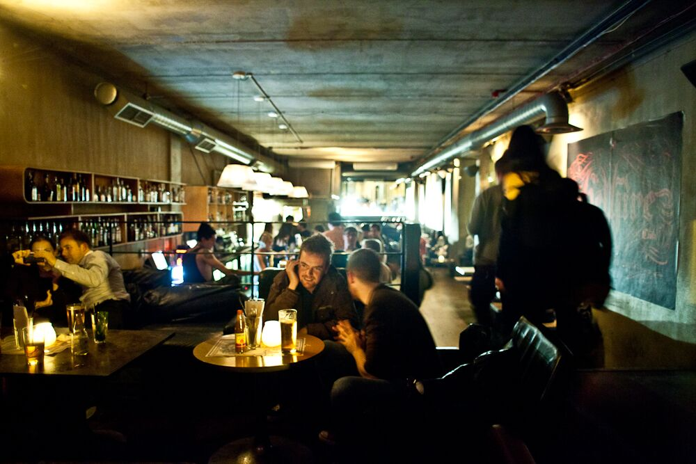 Hoxton Square Bar And Kitchen Reviews
