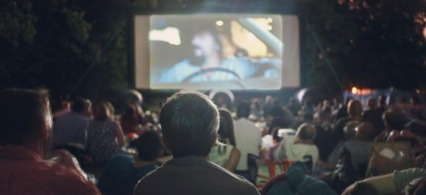 Pop Up Screens: Usual Suspects (Bishop's Park)