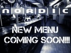 New Food Menu Launch