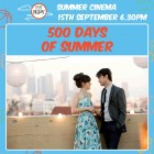 Pop Ritzy Summer Cinema /  '500 Days of Summer' with Karaoke After Party