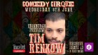 Tim Renkow Edinburgh Preview @ComedyCirque